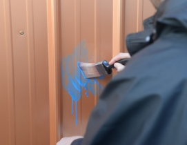 Graffiti-Resistant Coatings To Keep Projects Looking Their Best