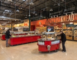 Whole Foods is among the grocery companies recently using Green Globes certifica