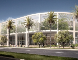 Glass-clad, 'communal' Whole Foods approved in Miami Beach