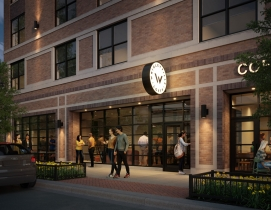 Wrigleyville Lofts entry