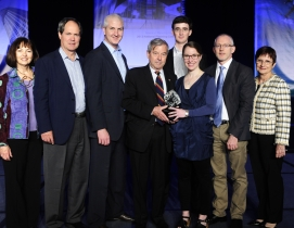 Sasaki Associates was presented with the 2012 American Planning Associations Na