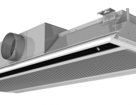ASHRAE, REHVA publish guide to chilled beam systems