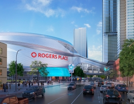 Edmonton's Rogers Place is one of North America's top next-generation stadiums