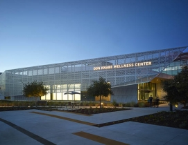 Don Knabe Wellness Center and Plaza at Rancho Los Amigos National Rehabilitation Center, Downey, Calif.