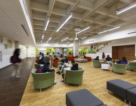 San Diego charter school finds home in existing public library building