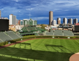 Cubs take a measured approach when planning HD video boards