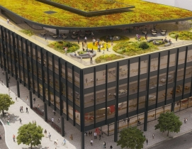 Mies' Martin Luther King Jr. Library to get a Mecanoo makeover