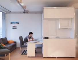 CityHome's office configuration