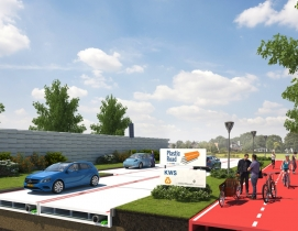 MUST SEE: Dutch company to test using plastic waste for road construction