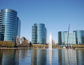 Oracle Corporation headquarters, Redwood Shores, Calif. Photo: Pixabay