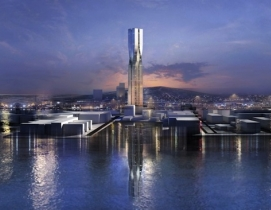 "The tower, called Polstjrnan, or ""The Pole Star,"" is to be built in Gothenburg,"