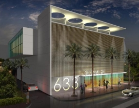 Designs for self storage in one of Miami's party hot spots