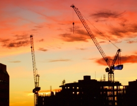 Nonresidential construction spending falls in 13 of 16 Segments in April
