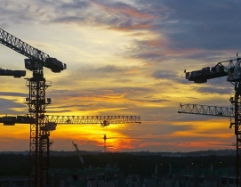 Construction bidding activity ticks up in February