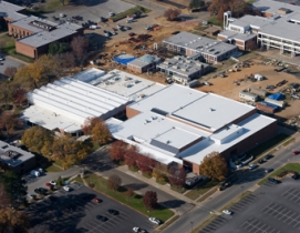 Tyler Junior College wanted a roofing system that wouldnt need any attention fo