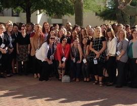 More than 150 AEC professionals attended the 2017 Women in Design+Construction conference in Scottsdale, Ariz., last November. Photo: BD+C