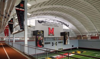 Maryland's Cole Fieldhouse