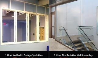 Is Fire Rated Glass Expensive Building Design Construction