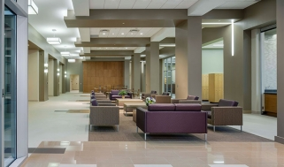 5 reasons healthcare organizations are implementing finish standards on construction projects
