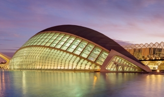 Santiago Calatrava announced as winner of European Prize for Architecture