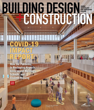 September/October 2020 issue of Building Design+Construction