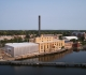 Beloit College Powerhouse Aerial