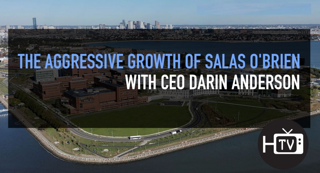 The Aggressive Growth of Salas O'Brien, with CEO Darin Anderson