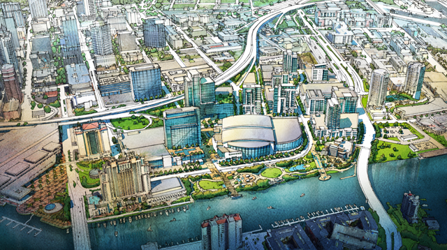 First WELL-certified city district to be built in Tampa