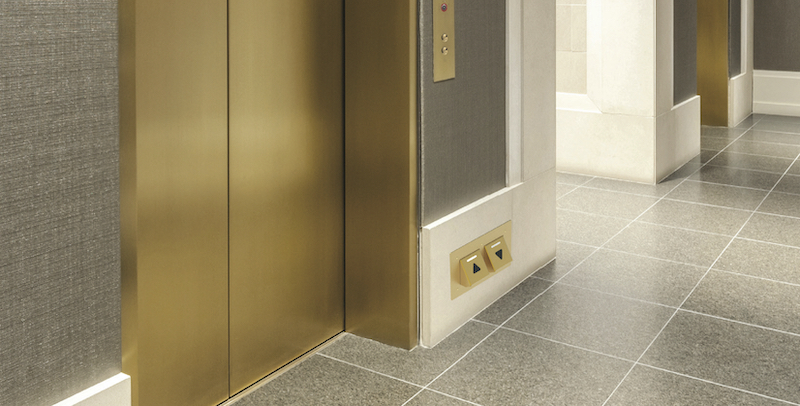 Toe-to-go system in brass